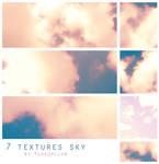 Fantasy sky textures