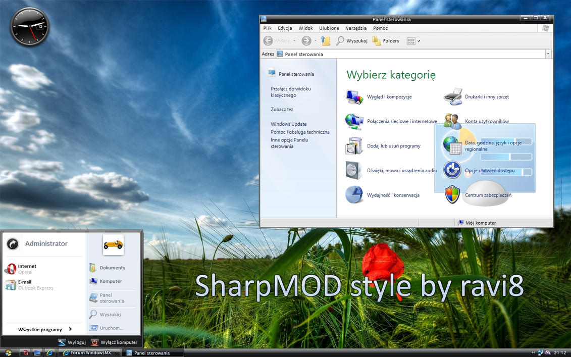 SharpMOD Style by ravi8