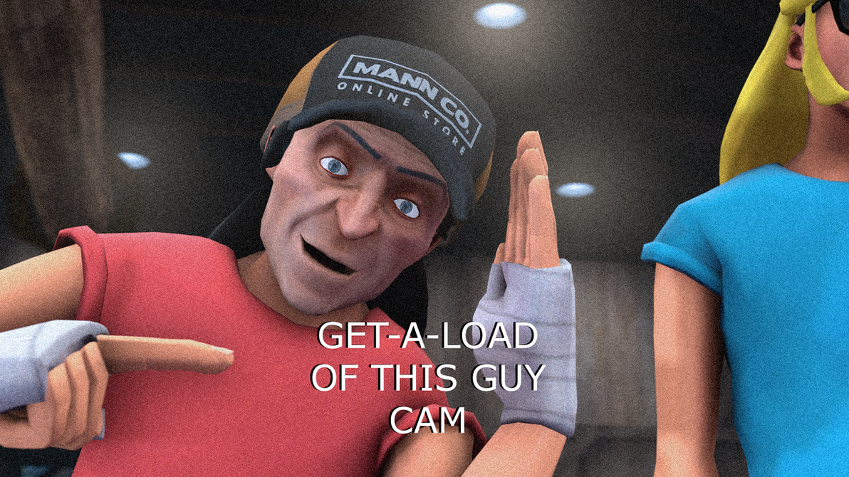 get a load of this guy cam by gt118 on deviantart