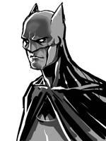 Batman sketch gif by Nezart