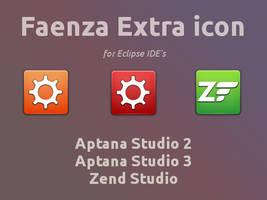 Faenza Extra by BehzadArt