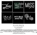 Icon Pack #1