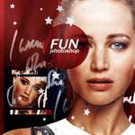 (PSD) Blend #2 (Jennifer Lawrence/Fun ps.)