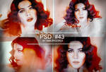 PSD #43 -Lock in Your Love-