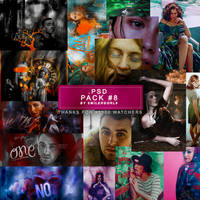 Mini .PSD file Pack #8 (1000 Watchers Pack) by SmilerGorl9