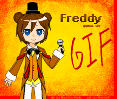 (Prize) Freddo Fazobearo by HappyMahogany