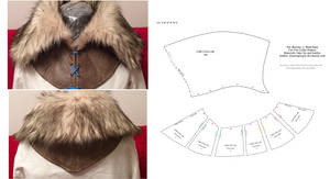 Ciri Fur Collar Pattern