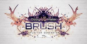 Splatter Generator by FabienMater