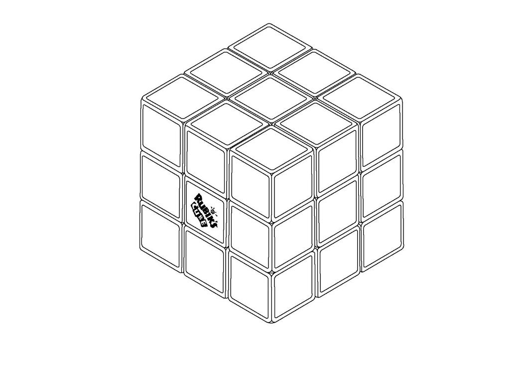 rubik s cube by enj on deviantart