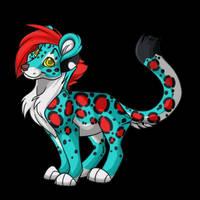 Lupus Leopard Gif complete
