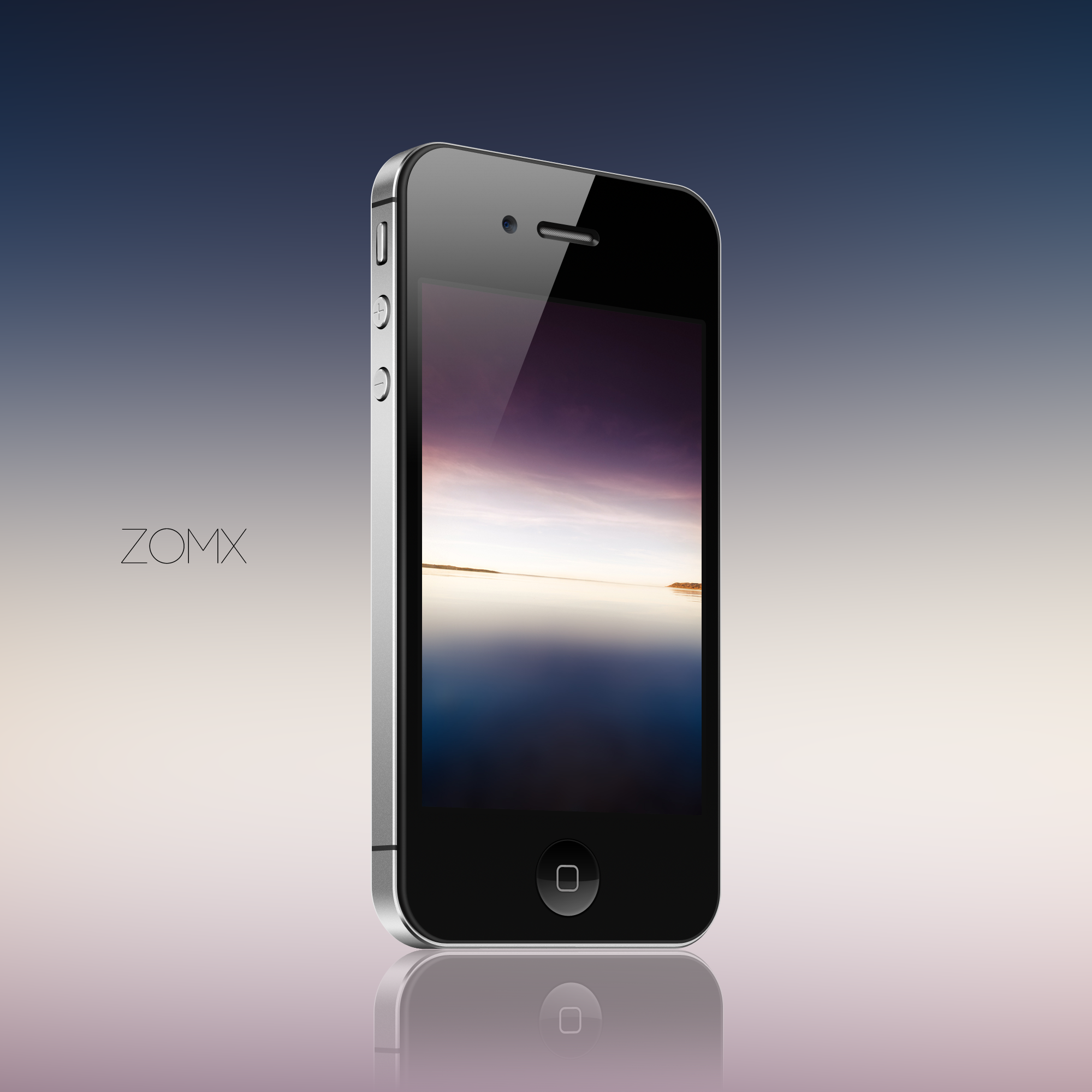 Iphone6 Wallpapers: Wallpaper For IPhone By Zomx On DeviantArt