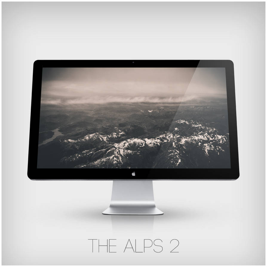 The Alps 2 Wallpaper by zomx