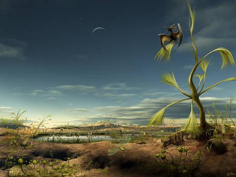 Alien Biotope