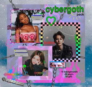 cybergoth pack // irwinsrxckme