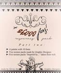 26000 fans Resources Pack pt.2 | Graphic Designer.