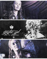 Psd coloring, 'Cersei Lannister' | Winterowl. by taxitoheaven