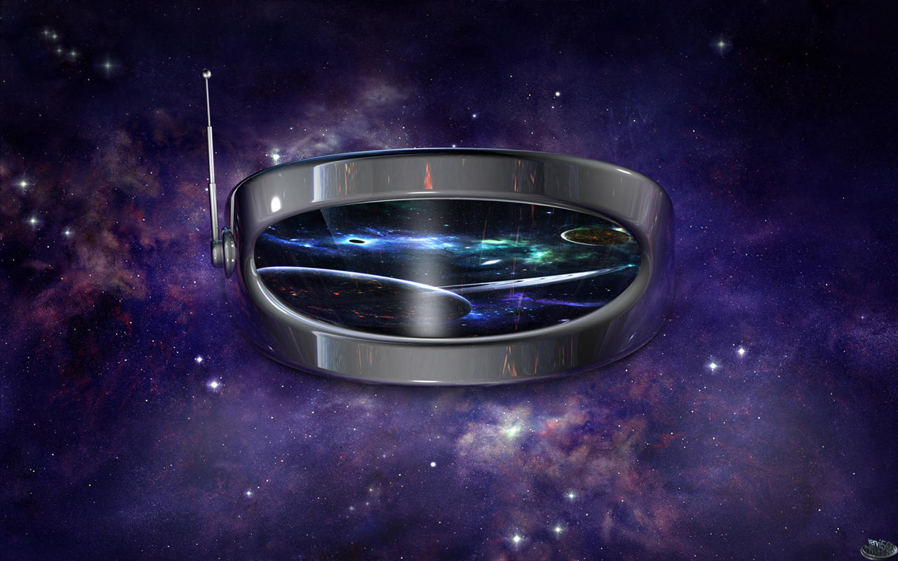 Galactic Eye by vervi59