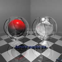 Spheric Recycle Bin by vervi59