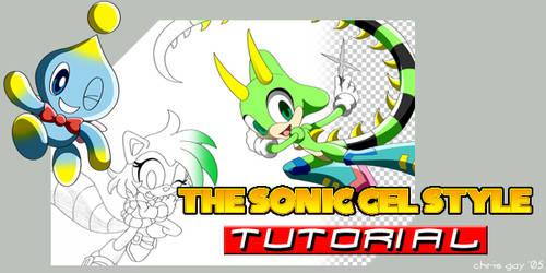 Sonic Cel-Style Tutorial