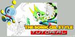 Sonic Cel-Style Tutorial by CaptRicoSakara