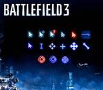 Battlefield 3 Cursor / busy, loading...