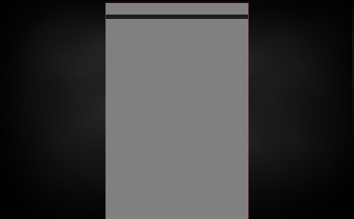 youtube channel layout template 2012 by khanluo on deviantart