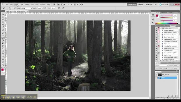 Photoshop Tutorial Primer