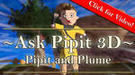 ~Ask Pipit 3D~ Pipit and Plume  Zelda SS Animation
