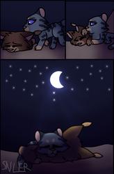 Lynxpaw's Destiny - Page 51 by KoopsaDaRetardd
