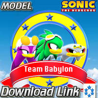 Team Babylon Pack - Genration Style DOWNLOAD LINK by Nibroc-Rock