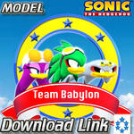 Team Babylon Pack - Genration Style DOWNLOAD LINK