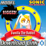 Vanilla The Rabbit, DOWNLOAD LINK WITH RIG