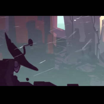 Planet Yerek panorama animation