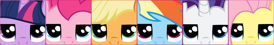 Grumpy Ponies (Avatars) by Foxy-Noxy