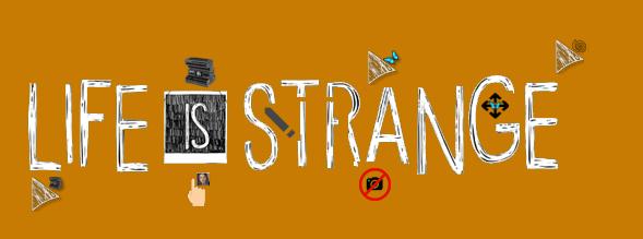 Life Is Strange Cursor Pack by NightBits