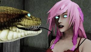 Hanna Hypno By Snake Gif