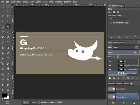 Gimpshop Pro 2.8.6