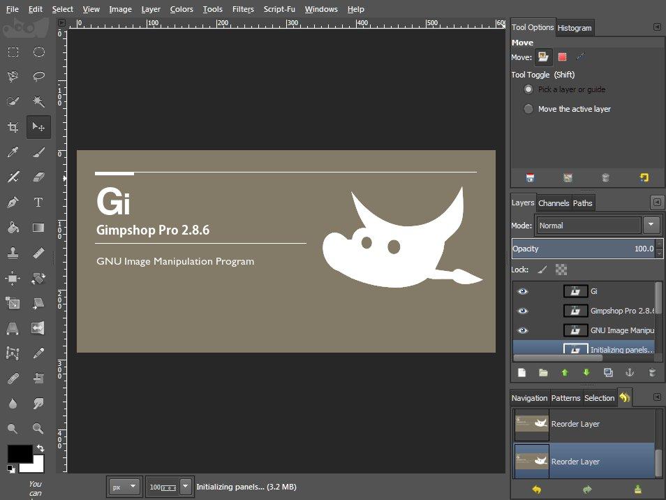 gimpshop 2 8 free download Install GIMP Manual GIMP Box