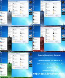 Windows7 Aero for XP by Joack