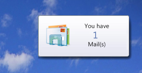 Mail Balloon Notification by Joack