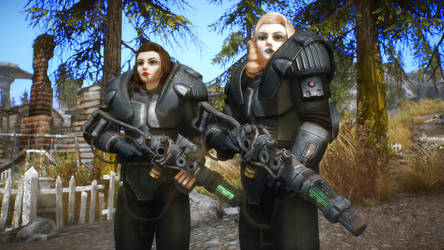 Magnitized Plasma Rifles for Fallout 3 by JackLee19