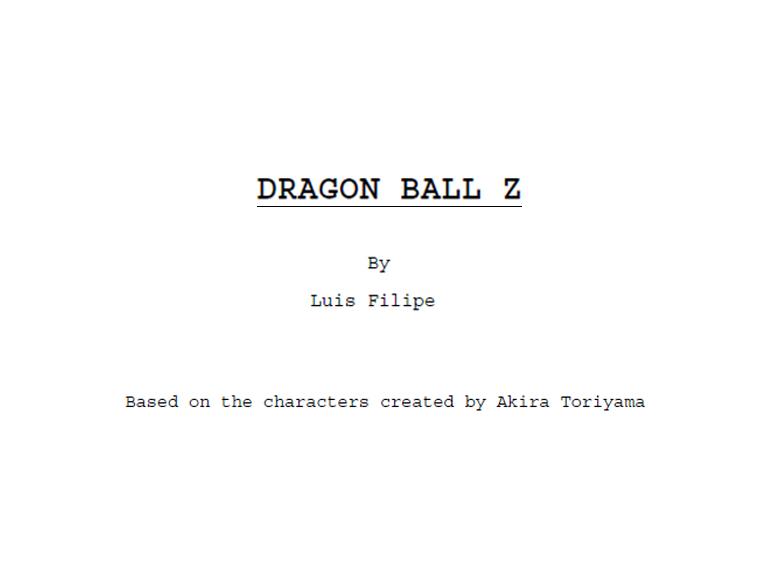 Dragon Ball Z by AldoRaine13