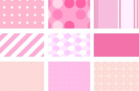 Pink Pack by tastetheskyresources