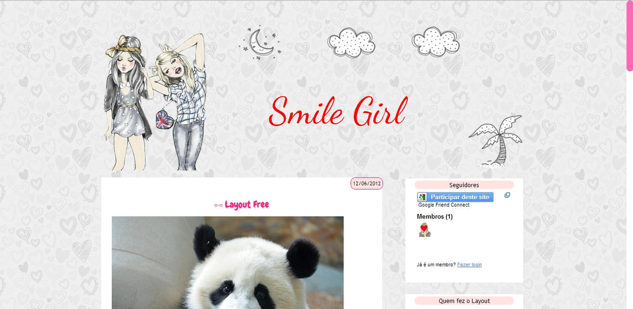 Layout Free - By Carol by tastetheskyresources