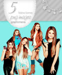 Selena Gomez png pack 3 by Graphic-Mania
