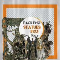 Statues #20
