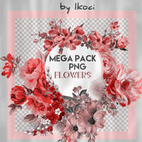 Mega pack flowers