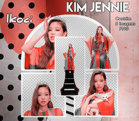 Jennie png pack by iKoci