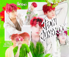 Jeon Jungkook || Summer // Png Pack by iKoci