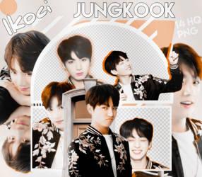 Jeon Jungkook #14 PNG PACK //BANGTANBOYS by iKoci